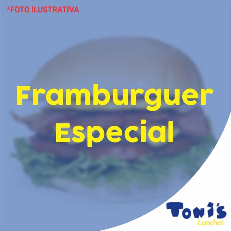 Framburguer Especial